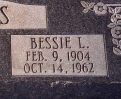 Bessie Lee <I>Wynn</I> Boss