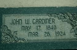 John William Gardiner