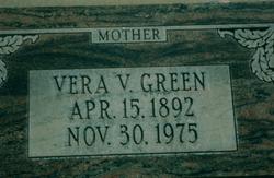 Vera Violetta <I>Ballinger</I> Green