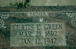 Curtis Charles Green