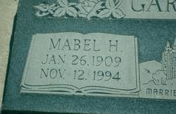 Mabel Christine <I>Hansen</I> Gardiner