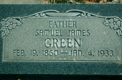 Samuel James Green
