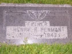 Henry R Penman