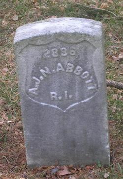Pvt Abiel J. N. Abbott