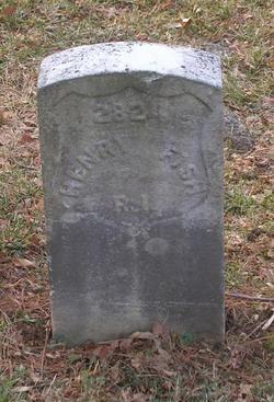 Pvt Henry P. Fish