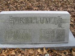 "Benjamin Frank ""Frank"" Kellum"