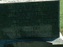 Delia A. <I>Bristol</I> Allis