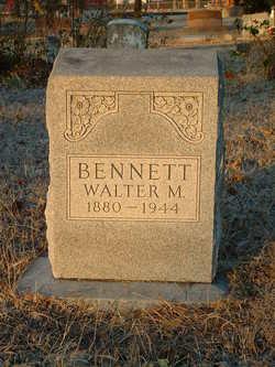 Walter Marion Bennett