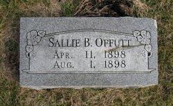 Sallie B Offutt
