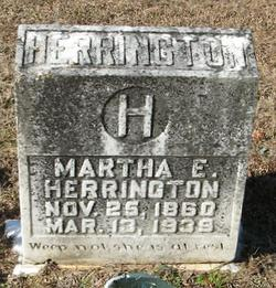 Martha E. Herrington