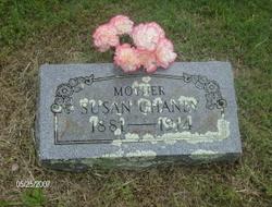 Susan <I>Barnett</I> Chaney