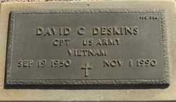 David Carroll Deskins