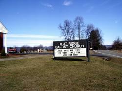Flat Ridge Baptist Church Cemetery