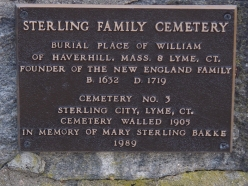 Sterling Family Cemetery