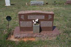 Bryan Horace Barrett