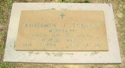 James Benjamin Scruggs, Sr