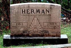 "Eva Inez ""Nezzie"" <I>Roy</I> Herman"