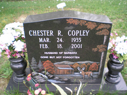 Chester Rowe Copley