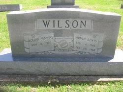 Alvin Lewis Wilson
