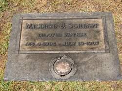 Mildred Jane <I>Castle</I> Schimpf