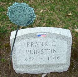 Frank Cyril Plinston