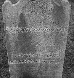 Elizabeth <I>Templin</I> Downing