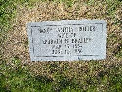 Nancy Tabitha <I>Trotter</I> Bradley
