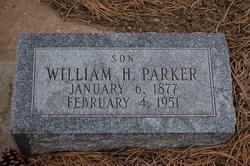 William H Parker