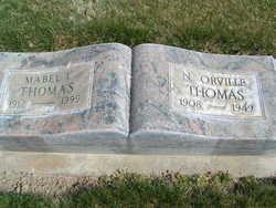 Noah Orville Thomas