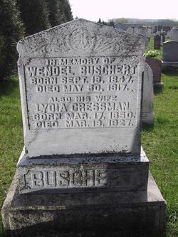 Wendel Buschert