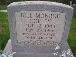 Bill Monroe Copley