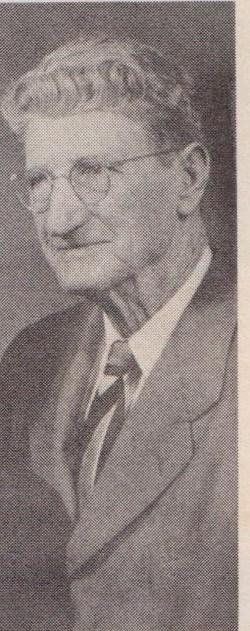 PFC Albert Marlin Bell