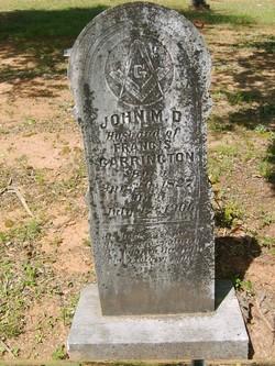 John Madison Dooley Carrington