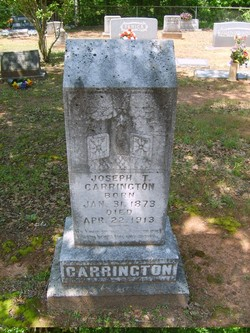 Joseph Thomas Carrington