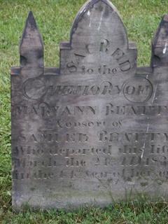 Mary Ann Beatty