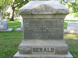 Judge George Bruce Gerald