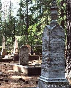 North Bloomfield Cemetery