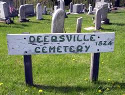 Deersville Cemetery