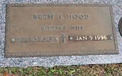 Ruth Lee <I>Willis</I> Hood