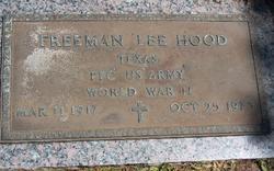 Freeman Lee Hood