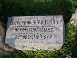 Lucia <I>Fenner</I> Boutelle