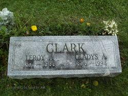 Gladys Althea <I>Deats</I> Clark