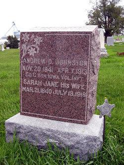 Andrew Duncan Johnston