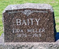 Lida <I>Miller</I> Baity