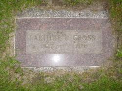 Arthur O Cross