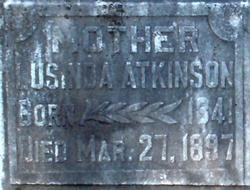 Lusinda <I>Dunn</I> Atkinson