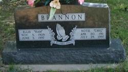 """Ellis """"Ham"""" Brannon"""