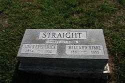 Millard Kibbe Straight