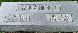 Orville W. Gorman