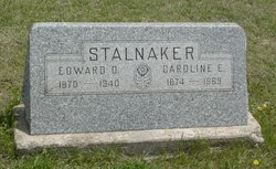 Edward D Stalnaker